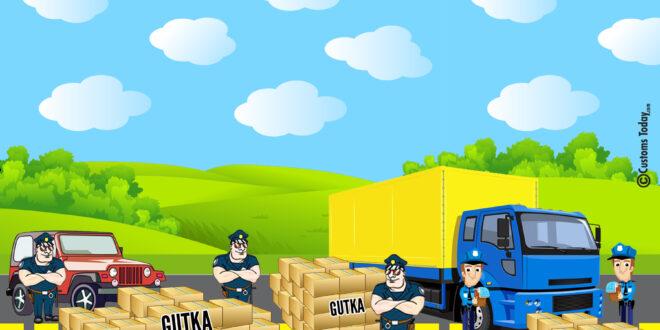 Gwadar Customs foils bid to smuggle Indian gutka & vehicle worth Rs2m