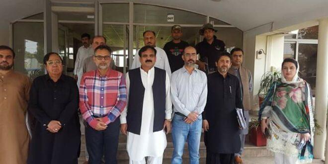 Peshawar DG ATT chalking out plan for utilising services of Pakistan Railway
