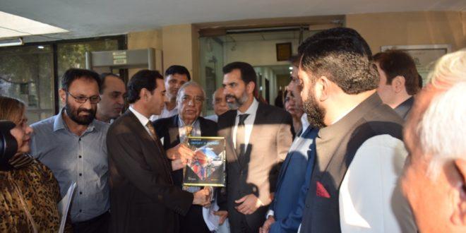 Stablizing economy govt's top priority: Reza Baqir