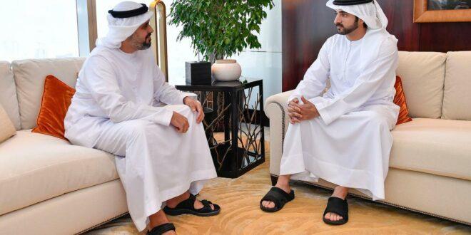 Sheikh Hamdan reviews progress of Dh4.4bn Dubai to Abu Dhabi rail project