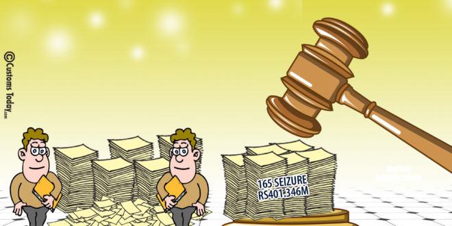 Multan Adjudication decides 165 seizure cases of worth Rs401.346m