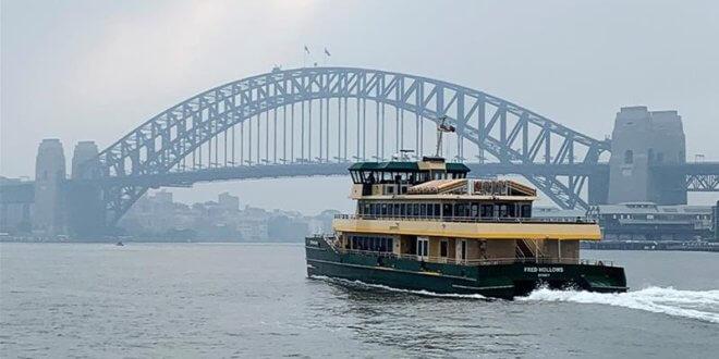 Sydney cloaked in 'hazardous' smoke as Australia bushfires rage