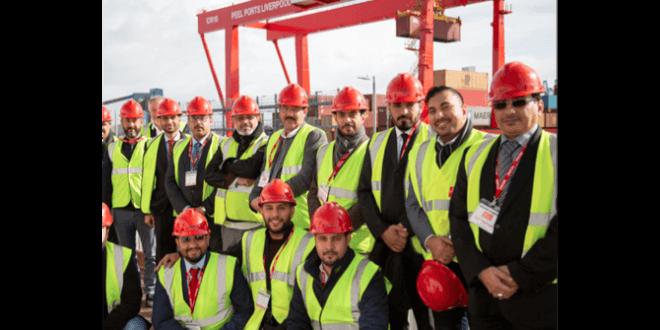 King Abdullah Port delegation visits Liverpool Port in UK