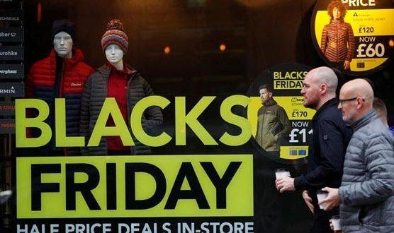 UK Black Friday transactions jump 12.5% versus 2018: Barclaycard