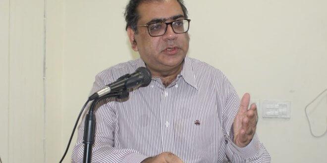 Khawaja Jalaluddin Roomi nominated as a member of the BoD of Punjab BoI