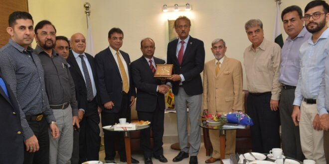 Envoy asks KCCI to send business delegation to Sri Lanka