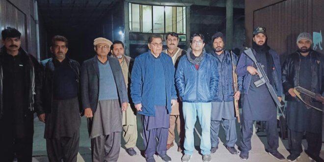 Faisalabad I&I seals godown of M/s Dawood Mills