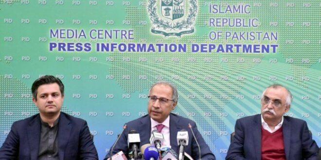Global organizations affirmed Pakistan's economic progress: Hafeez Shaikh