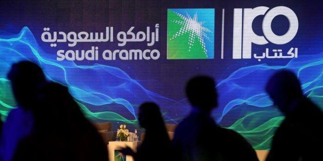 Saudi Aramco tops crown prince's $2tr goal on share surge