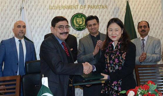 Pakistan & ADB ink accord for $1.3b loan