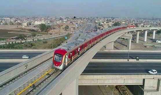Orange Line metro train set to hit rails today for trail run