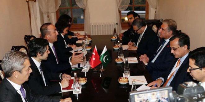 Pakistan, Turkey express desire to expand trade ties