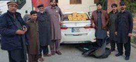 Peshawar I&I seizes char& opium worth Rs22.46m