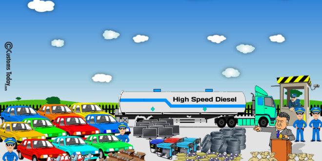Multan Customs generates Rs.22.943m through auction of vehicles & goods