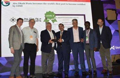 Abu Dhabi Ports gets key US institute certification