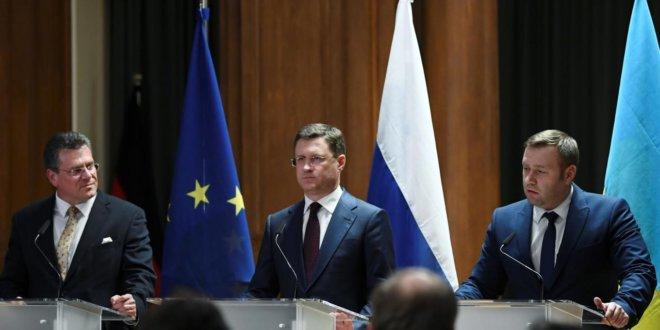 Russia, Ukraine, EU agree 'in principle' on new gas deal: EU official