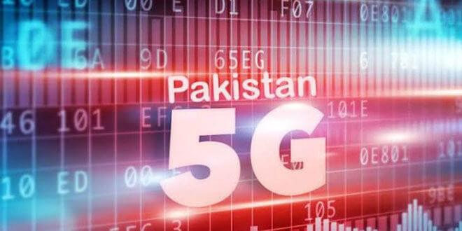 5G technology at the doorstep of Pakistan