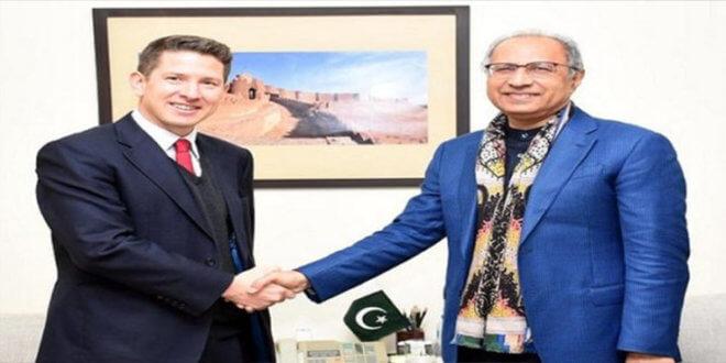 Govt striving hard for export-led growth: Hafeez Shaikh