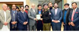 CTO Rawalpindi visits RCCI
