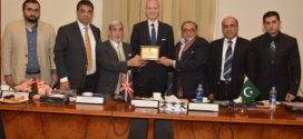 UK diplomat perceives Pakistan as an emerging frontier market