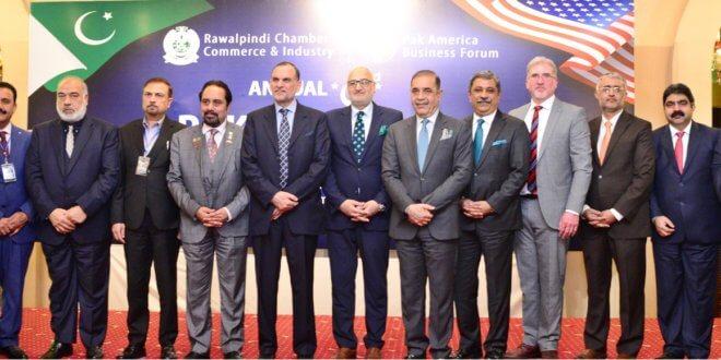 RCCI organizes 3rd Pak US business summit
