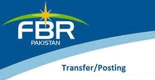 FBR transfers 1 principal appraiser, 2 appraisers