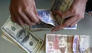 Pak Rupee rises eight paisa against US dollar