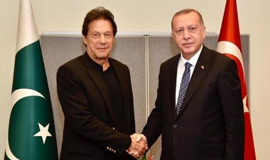 Pakistan, Turkey vow to boost bilateral trade ties