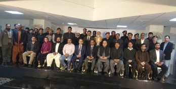 Multan Preventive hosts grand farewell for Collector Muhammad Saleem