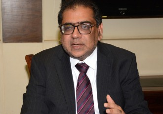 Govt should take strict action against QICT, Maersk for bleeding businessmen: Khawaja Jalaluddin Roomi