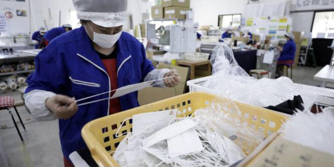 Japan mask prices surge on online flea markets amid coronavirus scare