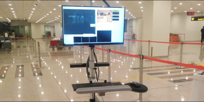 CAA installs modern thermal scanner at Islamabad airport to detect coronavirus