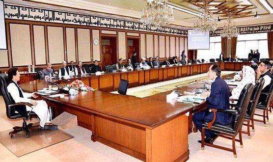 Federal Cabinet discusses coronavirus situation
