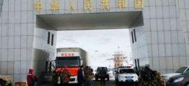 China-Pakistan brave snow at Khunjerab Pass for coronavirus relief activities