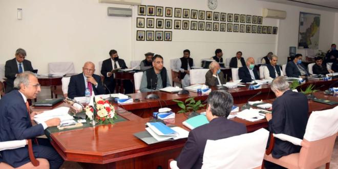 ECNEC gives go ahead to Toiwar/Batozai Storage Dam project