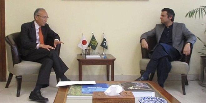 Japan gives $2m to Pakistan's fight against coronavirus