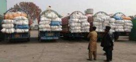 Faisalabad Customs foils bid to smuggle goods worth Rs30m from Jhang Road
