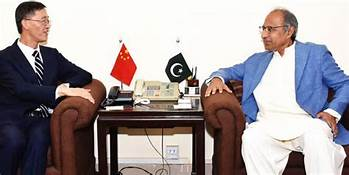 China pledges to strengthen Pakistan's capacity in fight against coronavirus