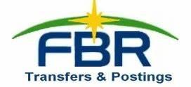 FBR transfers 11 Grade 21-20 Customs officers including Zahid Khokhar, Rashid Sheikh, Sarfraz Warriach, Zeba Hai