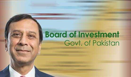 BOI invites French Investors to invest in Special Economic Zones in Pakistan