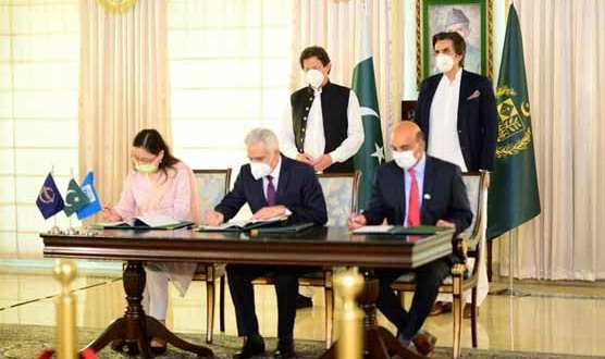 Pakistan signs agreements worth $1,500m with WB, ADB, AIIB