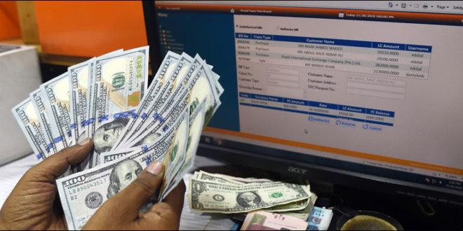 US dollar continues climb against Pakistani rupee