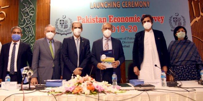 Pakistan's economy contracted 0.38pc in FY2020 as coronavirus wreaked havoc: Economic Survey