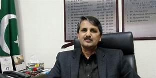 Collector Jamil Nasir condoles death of late DGTT Zahid Khokhar