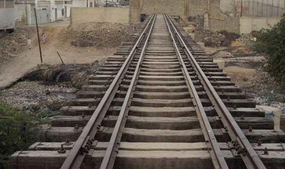 Construction work resumes on Karachi circular railway project