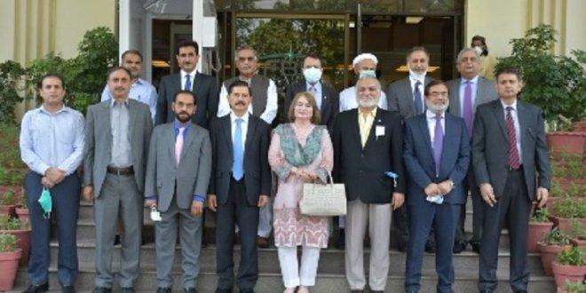 FBR appreciates services rendered by Ms. Nausheen Javaid Amjad
