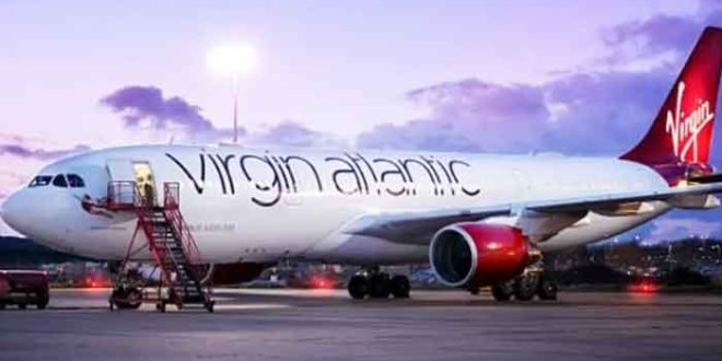 Virgin Atlantic to start Pakistan flights from December
