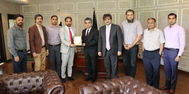 Facilitating businessmen top priority of Appraisement Collectorate : Fareed Iqbal Qureshi