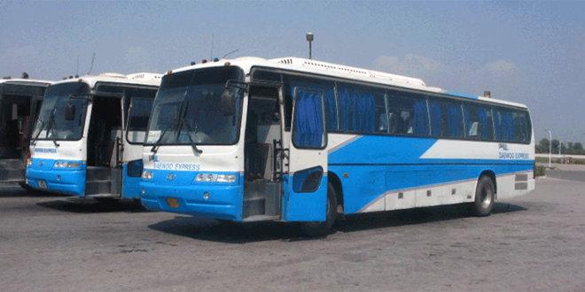 Sindh allows resumption of inter-provincial transport service