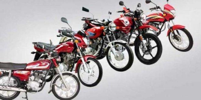 Sale of motorbike, three wheelers witnessed increase of 19.59pc